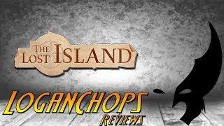The Lost Island (Kickstarter Quickie Preview)