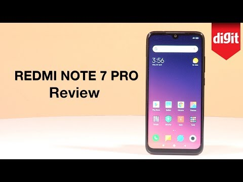 Redmi Note 7 Pro Review (After Around A Month of Usage) | Benchmark Tests, Camera Samples | Digit.in