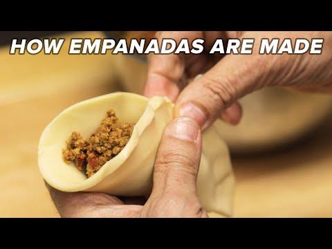 How Empanadas Are Made ?Tasty