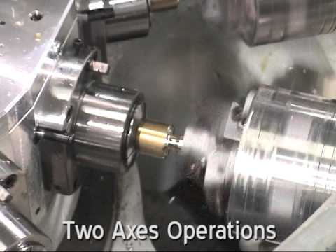 Hydromat EPIC Tool Spindle Operations