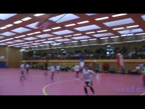 Hamburger SV - FC St. Pauli (U11 E-Jugend, Hamburger Hallenmeisterschaft 2015) - Spielszenen | ELBKICK.TV