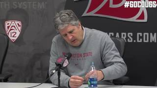 Mike Leach UW Postgame