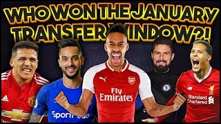 WHO WON THE JANUARY TRANSFER WINDOW?! - IMO #37