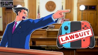 The Nintendo Switch JoyCon Class Action Lawsuit Is Now Official