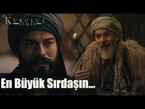 Kumral Abdal'ın Osman Bey'e hediyesi! - Kuruluş Osman 42. Bölüm