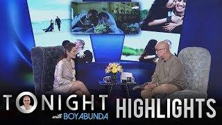 TWBA: Kyla talks about her husband Rich Alvarez