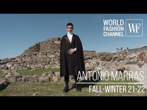 Antonio Marras   The story of one collection   fall-winter 21-22
