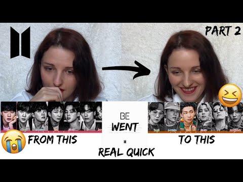 StoryBoard 0 de la vidéo BTS  - BE  ALBUM REACTION PART 2 [ENG SUB]