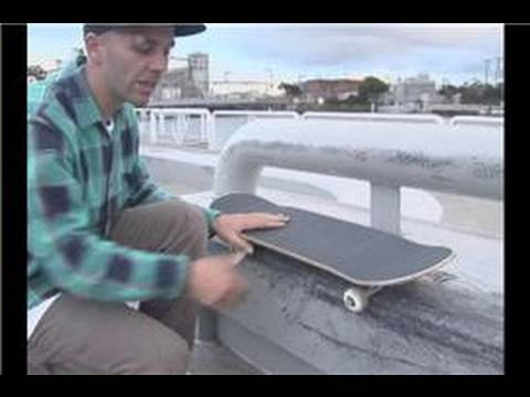 Skateboarding Tricks : Front Side 50-50 Mistakes