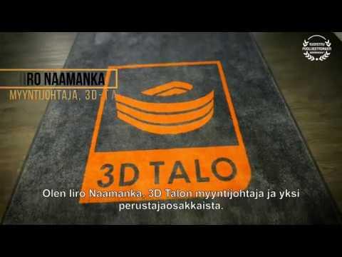 3D-Talon kokemuksia Gigantin yritysmyynnistä