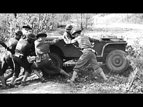 THIS JEEP MATTERS: 1940 Ford Pilot Model GP-No. 1 Pygmy