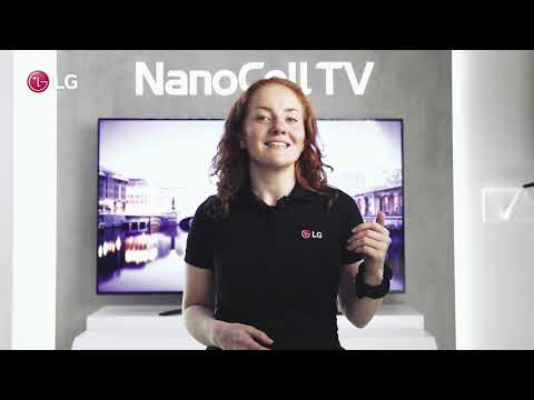 LG NANO 81 Product Video (English)