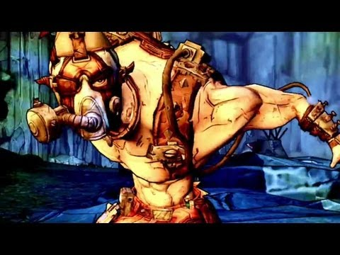 Borderlands 2 - Krieg Launch Trailer - Smashpipe Games