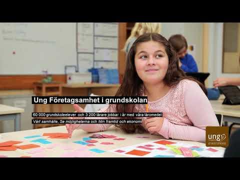 Guldkalaset 2018 - Ung Företagsamhet Västerbotten