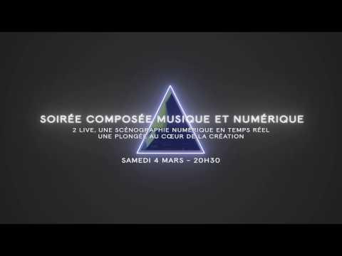 Soirées Composées : Musique & Numérique et Danse & Numérique