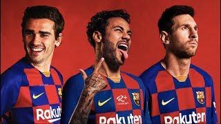 Barcelona News Round-up ft Neymar and Griezmann