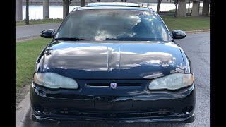 How To Make Money From Flipping Cars While Driving Monte Carlo SS To Tint Shop