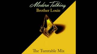 Modern Talking - Brother Louie (Acapella DMC & The Turntable Mix)