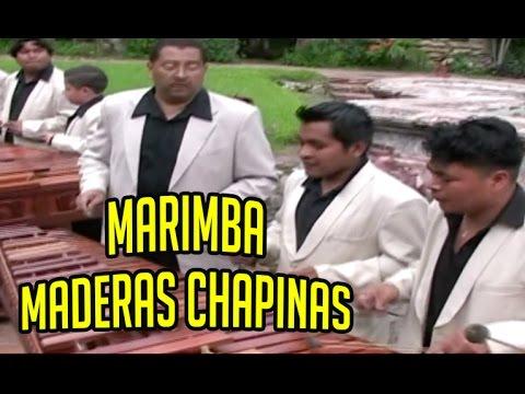Marimba Maderas Chapinas - Concierto Color y Folklore Guatemalteco Vol. 6