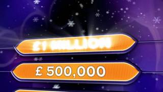 Who Wants to be a Millionaire Christmas Intro Idea (clock version)