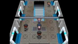 Pokemon Black/White 2 Walkthrough Part 60: Boarding the Plasma Frigate