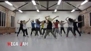 The Other Side Jason Derulo choreography by Jasmine Meakin (Mega Jam)