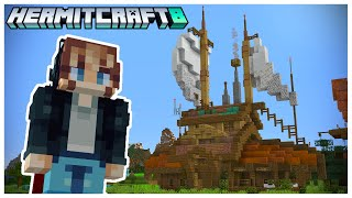 Hermitcraft S8: I joined Hermitcraft! | Episode 1