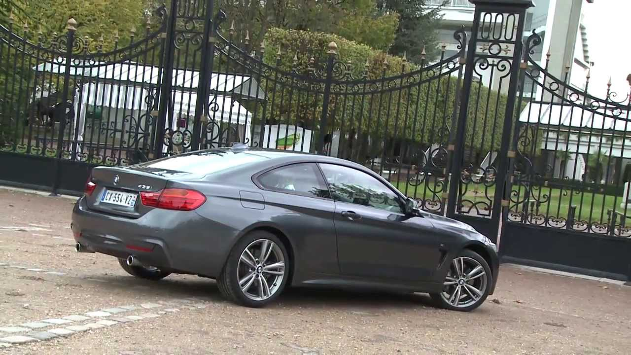 essai bmw s rie 4 coup 435i xdrive 306ch m sport youtube. Black Bedroom Furniture Sets. Home Design Ideas