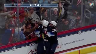 U.S. Beats Canada In Women's Ice Hockey Rivalry Series