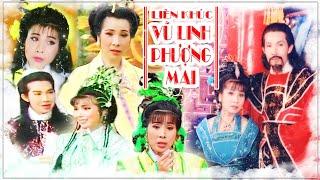 Liên khúc điệu Hồ quảng Vũ Linh, Phượng Mai, Kim Tử Long , Ngọc Huyền,  Ngọc Đáng,Thoại Mỹ