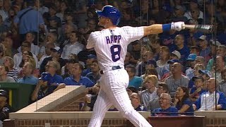 PIT@CHC: Cubs defeat the Pirates 17-3 at home