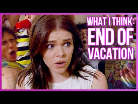 MY LAST DAY OF SPRING BREAK!? - What I Really Do w/ Griffin Arnlund & Kenzie Elizabeth