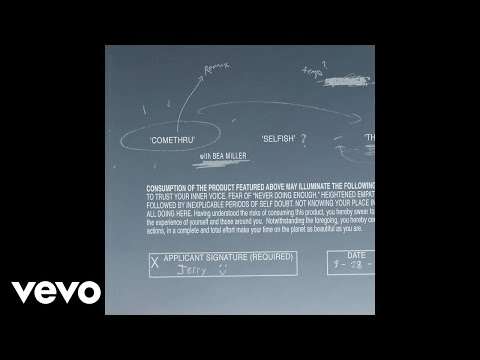 Jeremy Zucker - comethru (Audio) ft. Bea Miller