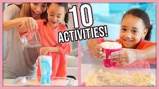10 DIY Indoor Activities for Kids during Quarantine!