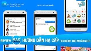 Hướng dẫn hạ cấp Facebook vs Messenger trên iPhone, iOS