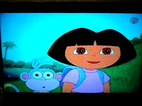 Dora The Explorer BOO
