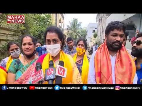 TDP Nandamuri Suhasini election campaign in Balanagar