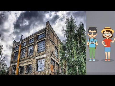 Kurs: Industrisamhällets kulturarv som attraktivt besöksmål del 2