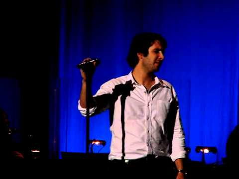 Josh Groban - To where you are (Live in Moscow)