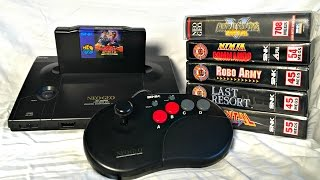 NEO GEO Collecting Guide - EXPENSIVE as HELL?!