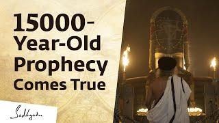 The Legend of Dhyanalinga - A 15,000 Year History - Sadhguru