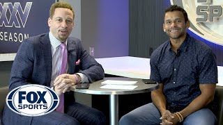Chris Broussard on possibly trading LeBron, Lakers' best-case scenario   KNOCKDOWN J   FOX SPORTS