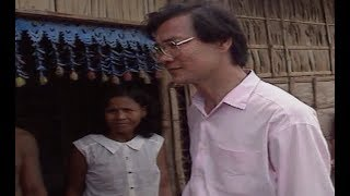 HAING NGOR Returns to the Cambodian Killing Fields
