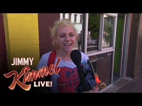 Jimmy Kimmel Asks The People Of Austin, Texas If T