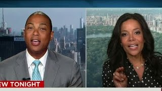 Don Lemon and Sunny Hostin argue about N-word
