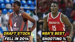 Clint Capela's NBA Story: His Incredible Rise to the Houston Rockets