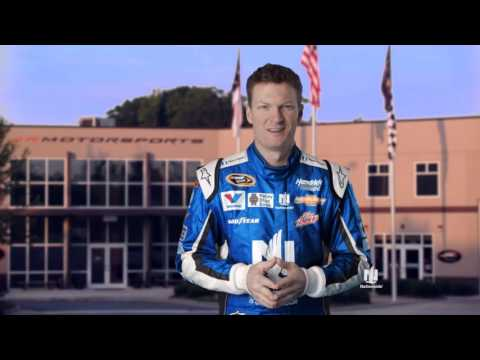The Earnhardt Family Trusts Nationwide for Their Insurance Needs