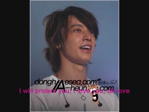 [HQ]Super Junior Lee Donghae - Beautiful (Eng Sub)