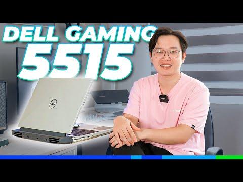 Trên tay Dell Gaming G15 5515: Màn