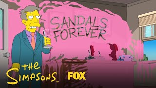 Students Vandalize Principal Skinner's Office | Season 30 Ep. 18 | THE SIMPSONS